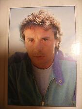 album PANINI 1988 SALUT les Copains Immage Vignette Sticker n°10 MICHEL SARDOU
