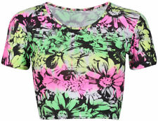 Maglie e camicie da donna aderente con girocollo taglia 44