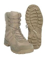 US TACTICAL lightwight  LWH BOOTS Army Outdoor Stiefel khaki Gr. 43