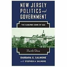 New Jersey Politics And Government: The Suburbs Come Of Age (rivergate Region...