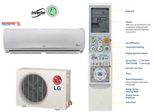 24000 BTU LG Ductless Mini Split Air Conditioner SEER 19 COOL/HEAT ENERGY STAR
