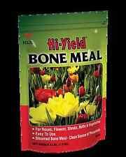 Bone Meal, Hiyield, 4 lb bag