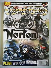 Classic Bike Magazine. No. 218. March, 1998. Norton The First 100 Years. Rikuo.
