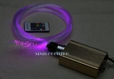 Fashion Fibre Optic lighting kit home decoration night light celling light 10wRF