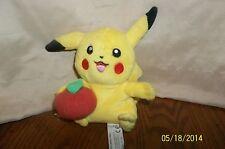 """Pokemon Miniplush Pikachu Mini Plush 5"""""""
