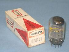 Vacuum Tube ~ 6Ar11 ~ Raytheon ~ Nos ~ 6Ar11