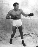 1935 Heavyweight Fighter MAX BAER Glossy 8x10 Boxing Photo Boxer Print Poster