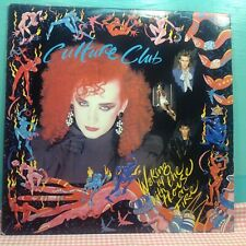 "Culture Club - Waking Up With the House on FIre (1984) 12"" LP Vinyl Record"