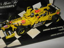 1:43 Jordan Honda 198 Towerwings D. Hill 1998 430980039 MINICHAMPS OVP new