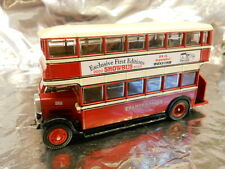 ** EFE E27205SB Leyland TD1 Open Back A Thames Valley Showbus OO 1:76 Scale