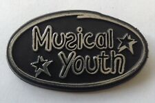 Musical Youth Vintage Music Badge