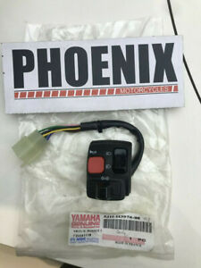 Genuine Yamaha Lefthand Switch Gear for CW50RS, EW50, CS50, YQ50 and CW50