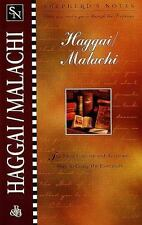 Shepherd's Notes: Haggai/Malachi by Barry E. Morgan