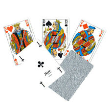 Fournier French Style Deck of Poker Bridge Playing Cards Special Club Blue