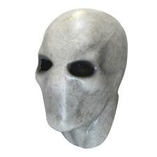 Creepypasta Slenderman Pale White Killer Monster Costume Mask Adult Teen Men