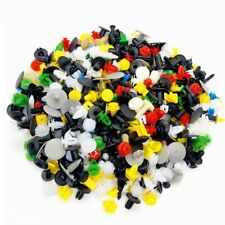 1000Pcs Set Mixed Car Door Bumper Fenders Fastener Retainer Rivet Push Pin Clips