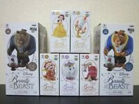 Banpresto Disney World Collectable Figure Beauty and Beast Full complete set