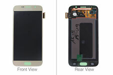 Genuine Samsung Galaxy S6 G920 Gold LCD Screen & Digitizer - GH97-17260C