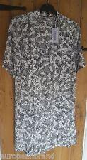 Cute bunny print dress - BNWT Size XS black and white print casual dress