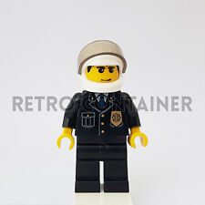 LEGO Minifigures - 1x cty092 - Policeman - Omino Minifig Police Cop Set 4991