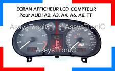PROMO!! ECRAN LCD COMPTEUR ODB AUDI A2, A3, A4, A6, TT sous 48h!