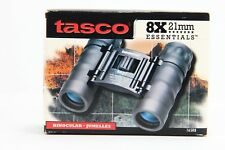 Tasco 8x21 Black Rubber, Binocular Tasco 165rb