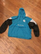 Vintage Florida Marlins  Windbreaker Jacket Sport Specialties Logo 7 XL
