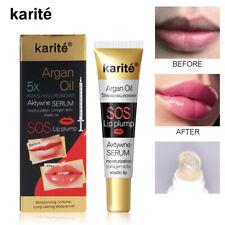 3D Lip Plumper Extreme Lip Gloss Maximizer Plump Volume Bigger Lip Moisturizing✔