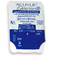 Acuvue Oasys For Astigmatism ,1 Stück  Kontaktlinse Toric  Alle Stärke