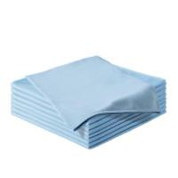 8PCS Microfiber Glass Cleaning Cloth Car Polishing Towel Kitchen Dish Wash Dry