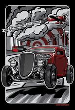 Другие винтажные автомобильные плакаты