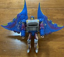 Hasbro Beast Wars Transformers Transmetals Depth Charge Figure INCOMPLETE/LOOSE