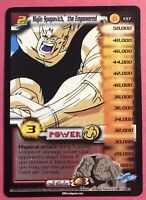 Dragonball Z World Games #137 Majin Spopovich the Empowered Card FREE Shipping