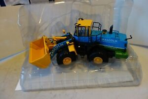 FIRST GEAR 1/50 - WHEELED LOADER - W H MALCOLM - MINT/BOXED - L@@K!! - RARE!!