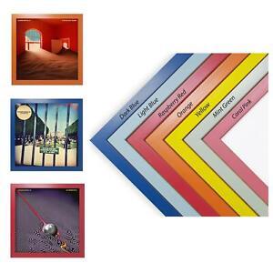 "Oxford 7"" Single & 12"" LP Vinyl Record Album Frame Colours Memorabilia Wall Art"