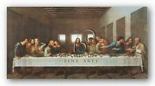 Religious Art Print The Last Supper R Stang