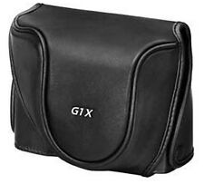 Leather Compact Camera Cases, Bags & Covers for Canon