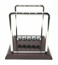 THY COLLECTIBLES Newtons Cradle Balance Balls 7 1/4 inch Desk Top Decoration...
