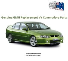 Holden Commodore VY SS 5.7 LS1 3.8 V6 Genuine GMH Replacement Spare Part Range