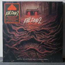 'Evil Dead 2' Soundtrack Ltd. Edition Gatefold 180g Yellow Vinyl 2Lp New/Sealed
