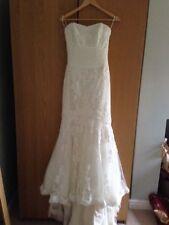 Enzoani Lace Mermaid & Trumpet Wedding Dresses
