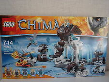 Lego Legends of Chima 70226 Eisfestung le mammouths