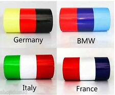 2M X 9cm Bande Adhesif Autocollant Stickers BMW M MOTORSPORT Série 1 2 3 4 5 6 7