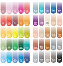 Chameleon Colour Tone Markers