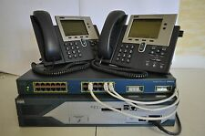 Cisco VOICE LAB KIT equipment (CCNA, CCNP)
