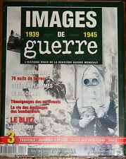 IMAGES DE GUERRE 39-45 - Fascicule N°3 Le blitz - neuf sous blister