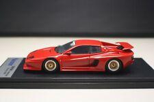 1/43 BBR RACC01 Ferrari Testarossa Koenig 1985 Red D&G AMR Technomodel