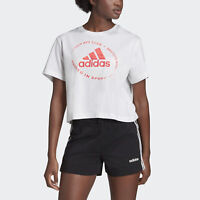 adidas Circled Graphic Tee Women's