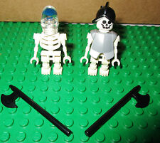 LEGO set 7627 Indiana Jones Temple of Crystal Skull Akator Skeleton Minifigure