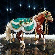 Breyer NEW * Minstrel * Christmas Holiday Latigo Loping Traditional Model Horse